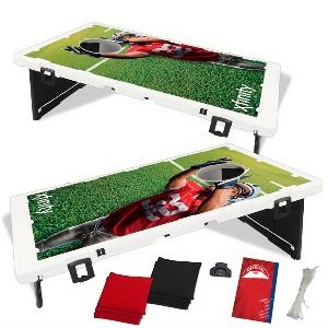 Bean Bag Toss Portable Cornhole Tailgate Game