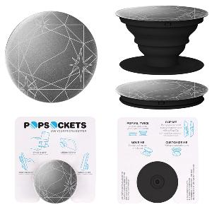 Aluminum PopSockets Grip - Space Gray